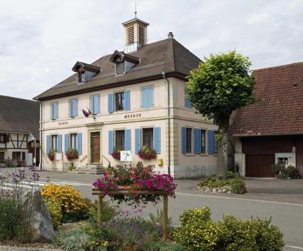 Mairie de Lutter
