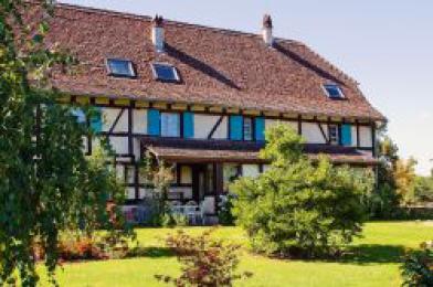 Hotel restaurant, commune de Lutter