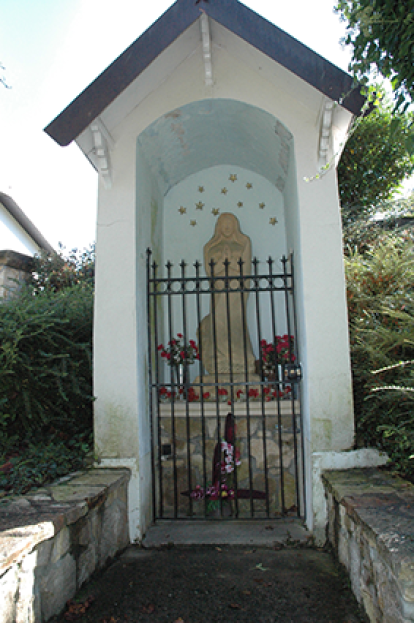 Oratoire, commune de Lutter
