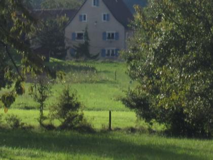 village de lutter, maisons du XVIe et XVIIe siècle