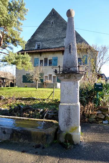 Fontaine, Tribunal de Lutter