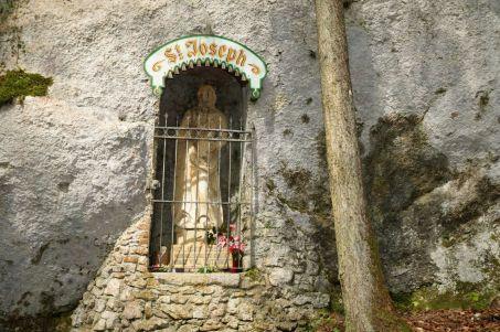 Oratoire Saint Joseph, commune de Lutter